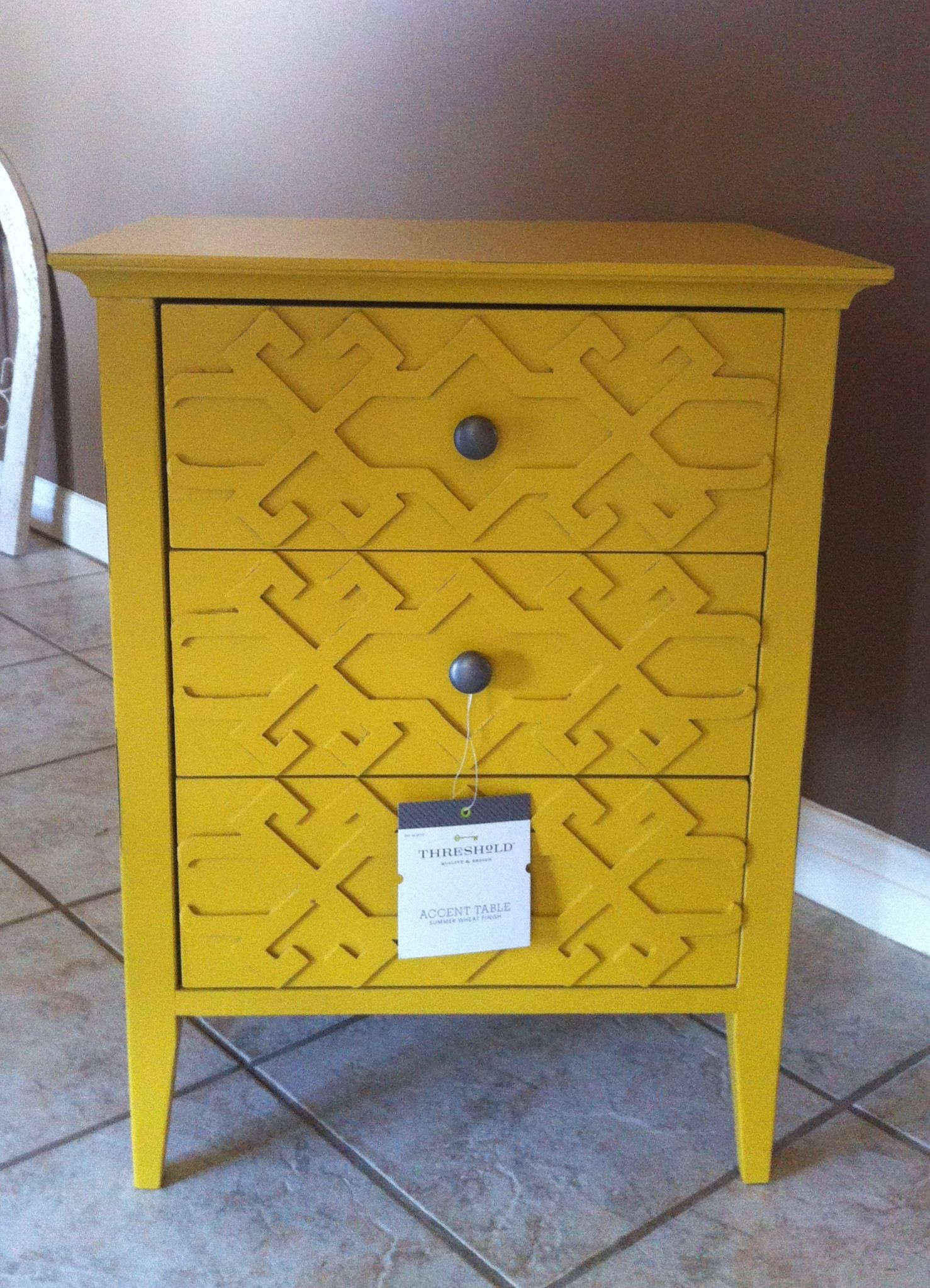 side table found target will use for nightstand furniture yellow accent round patio and chairs uttermost tables chandelier lamp entry door black contemporary end decorative