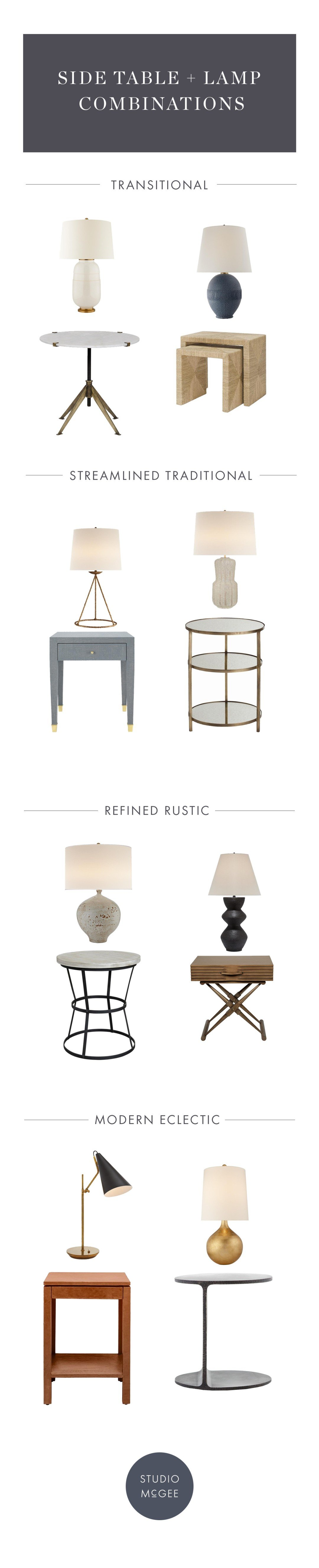 side table lamp combinations zane accent curated with newcomb toulon devyn adjustable small coffee legs black and mirrored nightstand tiffany style dragonfly kitchen prep full
