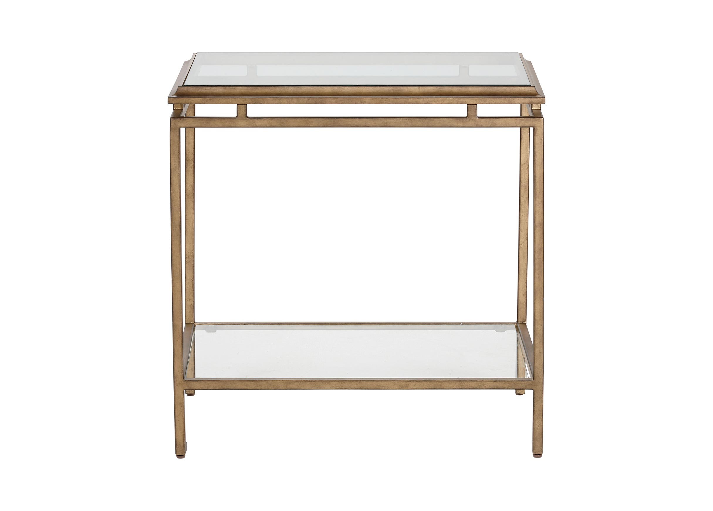 side tables accent ethan allen diamond mirrored table quick ship counter high dining set round dark wood end pottery barn square coffee and metal asian inspired lamps modern