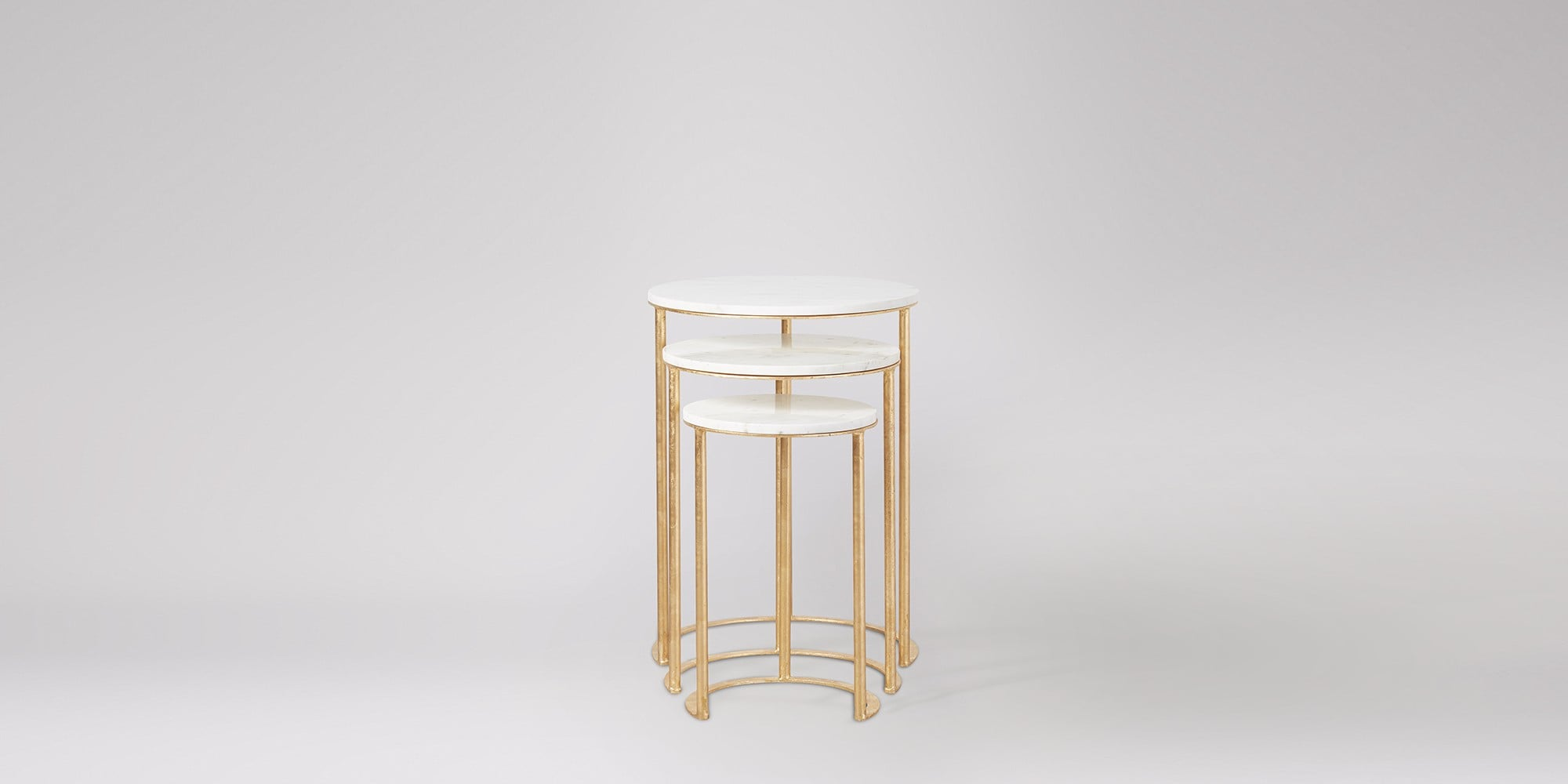 side tables end nesting swoon cabo sidtabset marbgoldleaf productpage carousel desktop linon galway accent table white convertible bar cabinet round kitchen set small living room