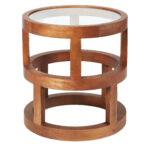 side tables temple webster arlo table drum style end lena jcpenney with charging ports ethan allen cabinet tree trunk accent round game outdoor shoe storage living room interior 150x150