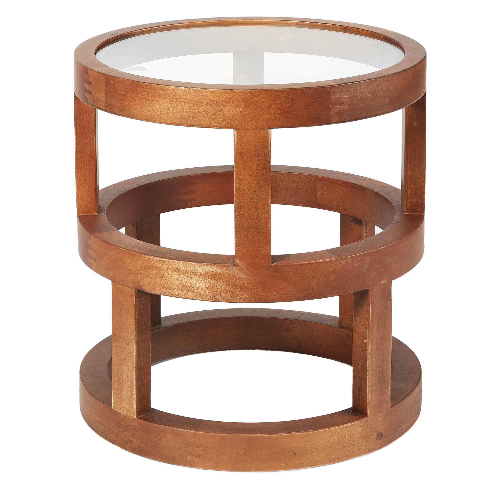 side tables temple webster arlo table drum style end lena jcpenney with charging ports ethan allen cabinet tree trunk accent round game outdoor shoe storage living room interior
