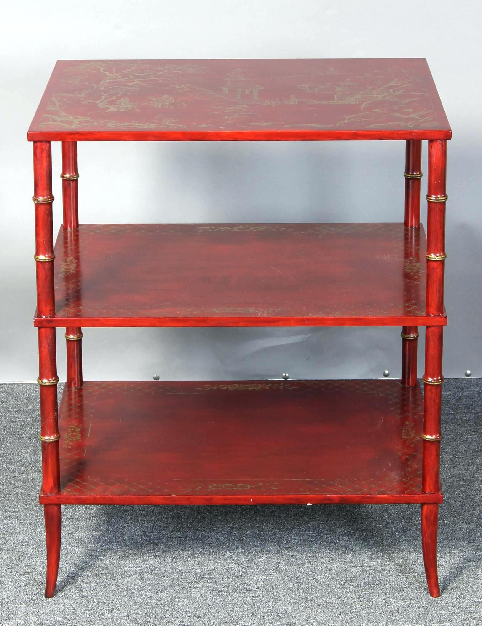 sidetables red side table accent tables living room furniture the decorated three tier for ikea lack small plexiglass cube cloth placemats and napkins ceramic lamp shades only