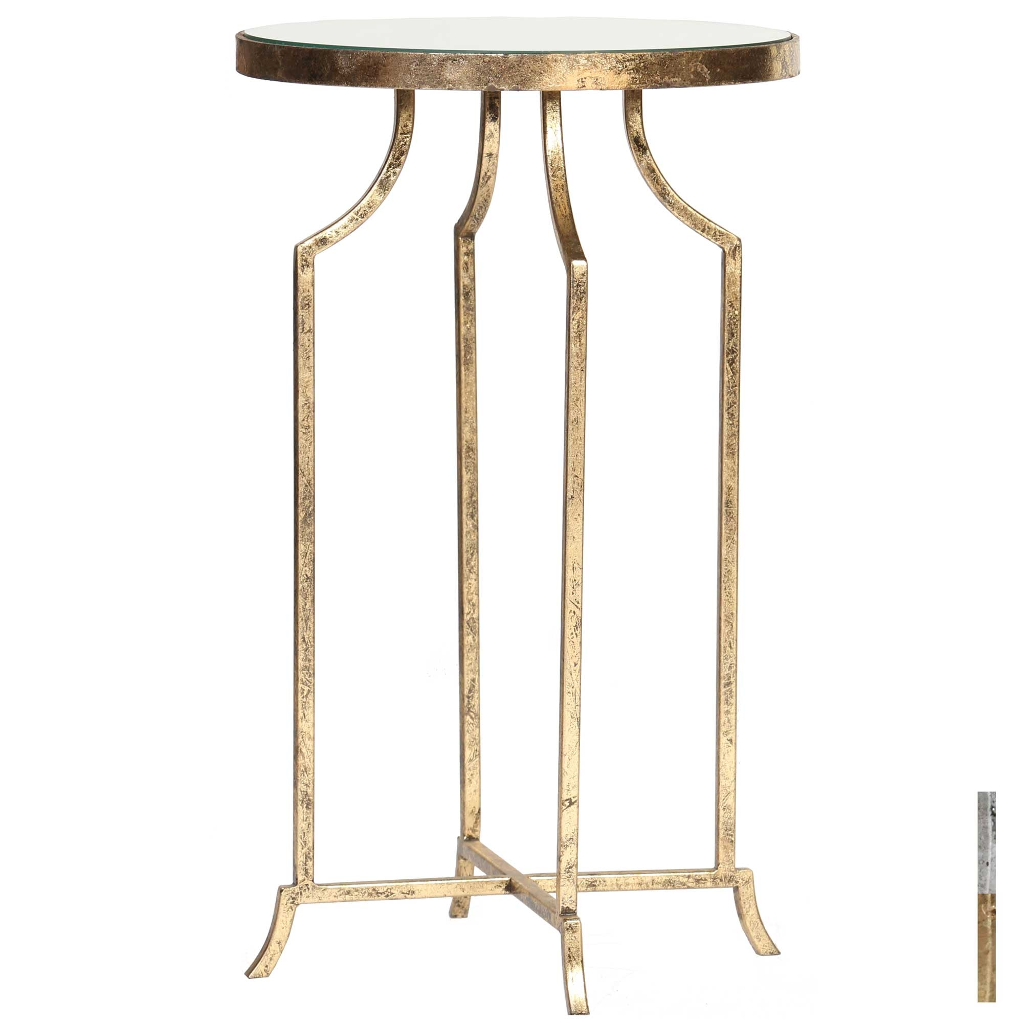 siehr accent table timeless wrought iron twi mirrored glass with drawer larger drum throne seat only coffee and end tables cement side small homemade designs mimosa outdoor