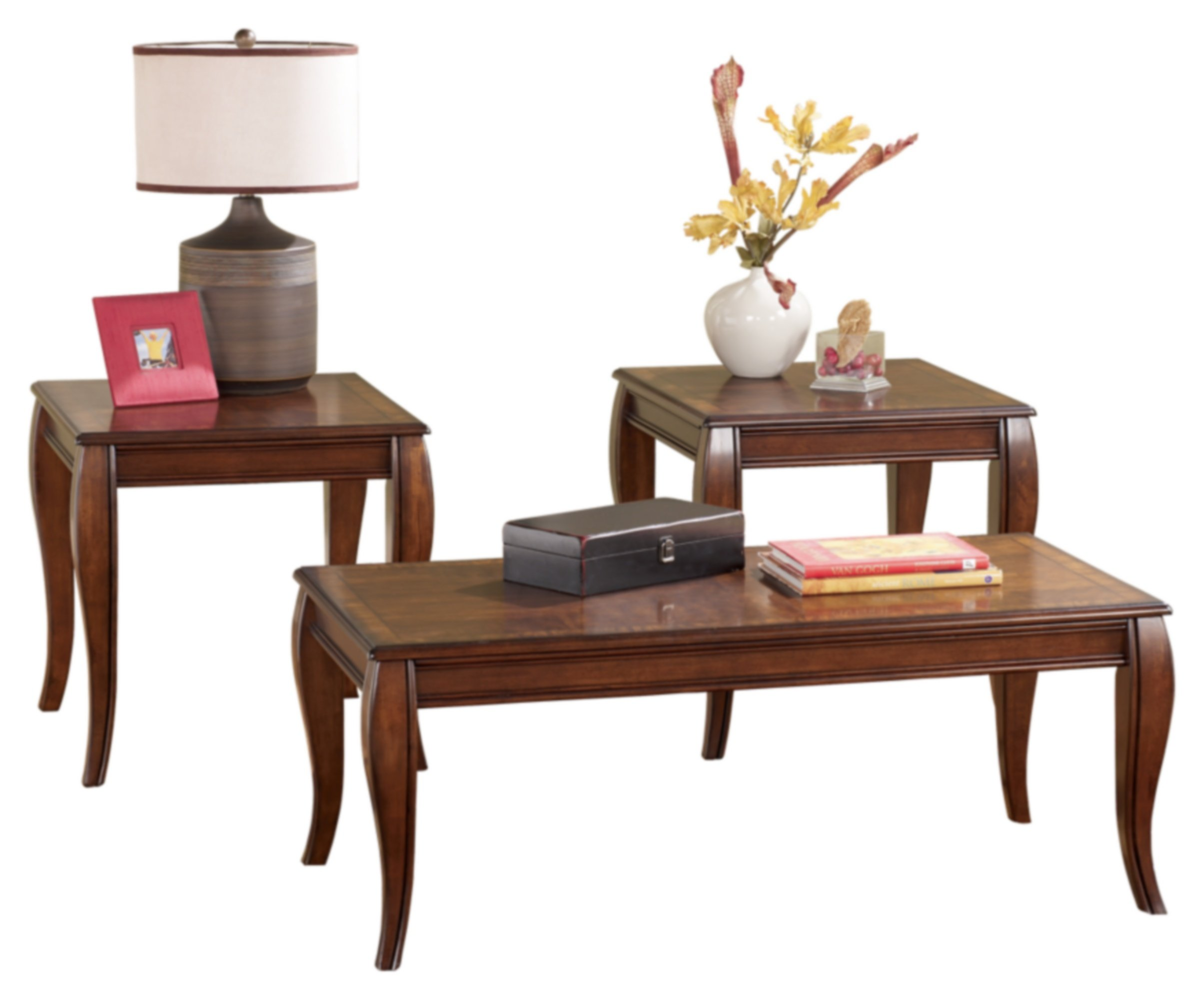 signature design ashley corrie piece coffee table set reviews harrietta accent plum tablecloth vintage tier ott chair wide threshold wood outdoor cooler stand small wooden