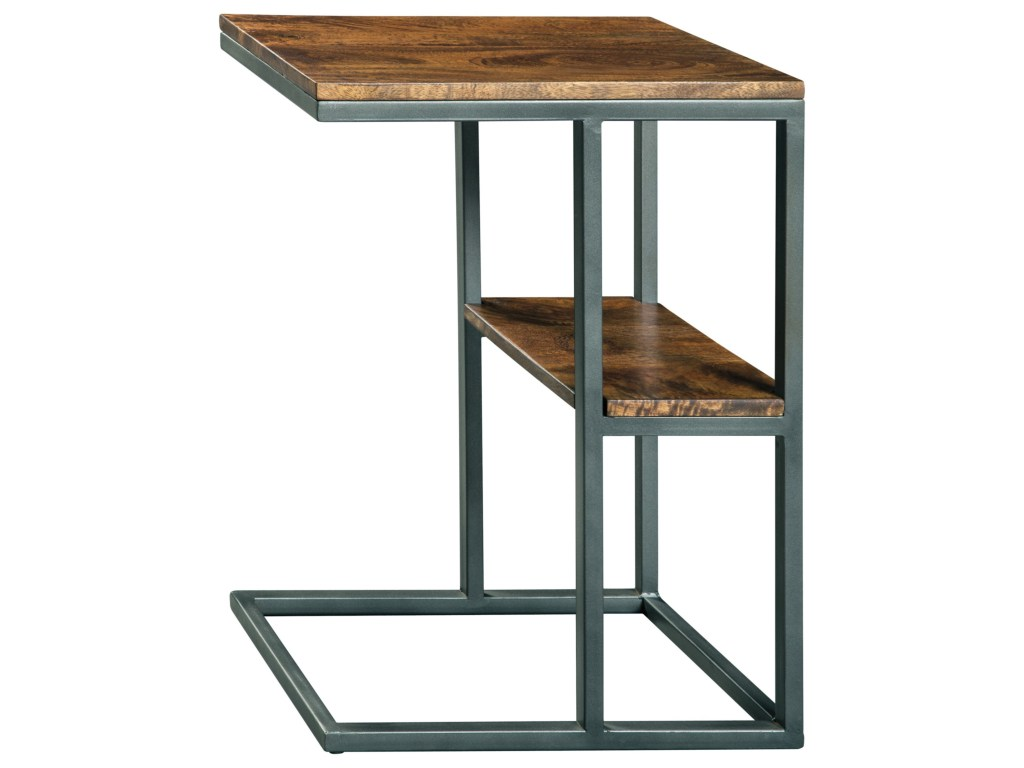 signature design ashley forestmin contemporary accent products color room essentials mixed material table forestminaccent black patio end raw wood side reproduction vintage
