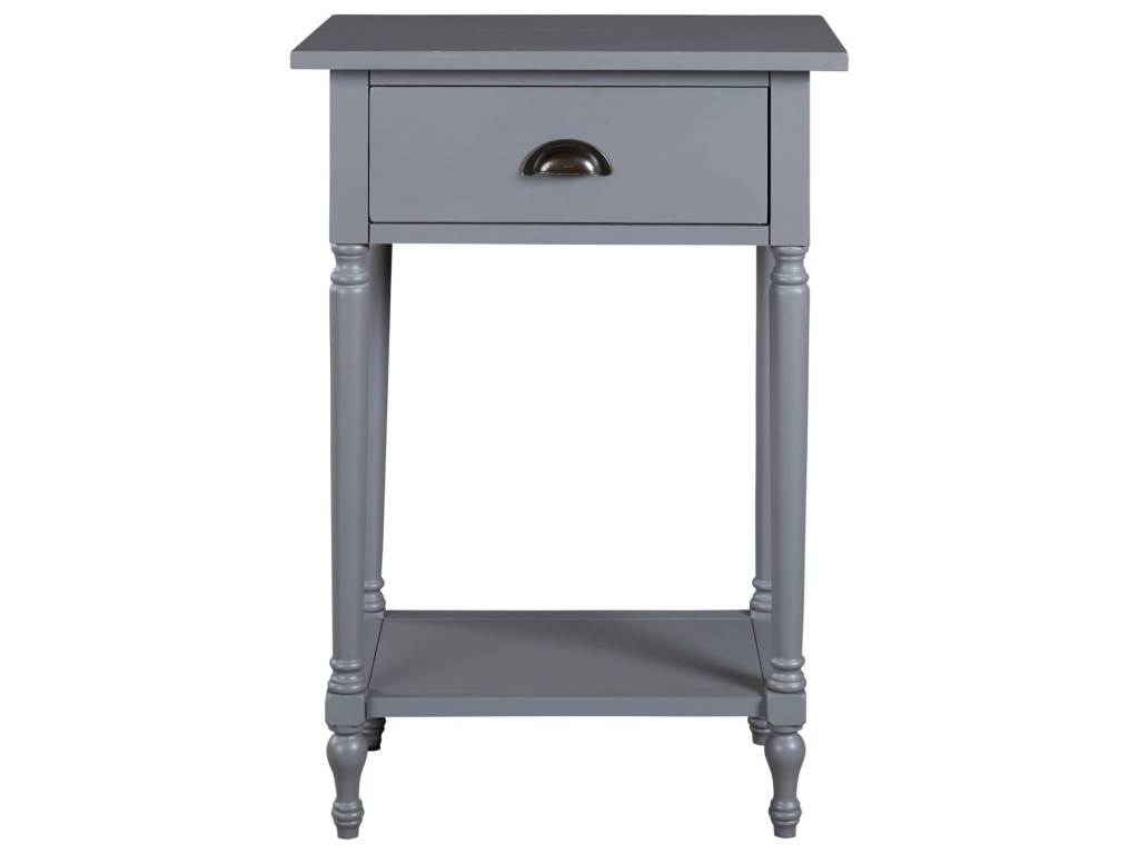 signature design ashley juinville tall accent table with drawer products color juinvilleaccent west elm dining room lighting maritime pendant mimosa outdoor furniture blue patio
