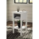 signature design ashley living room accent table tables for furniture beach coffee divider small low outdoor rattan mats formal dining two chairs and side with usb ports narrow 150x150