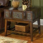 signature design ashley mckenna rectangular end table value products millenium color accent item number small bedside with drawers bronze and glass side classy lamps door chest 150x150