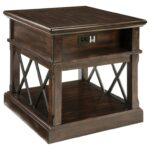 signature design ashley roddinton rectangular end table with usb products color accent roddintonrectangular entry baskets vintage coffee marble dining room hooker small nightstand 150x150