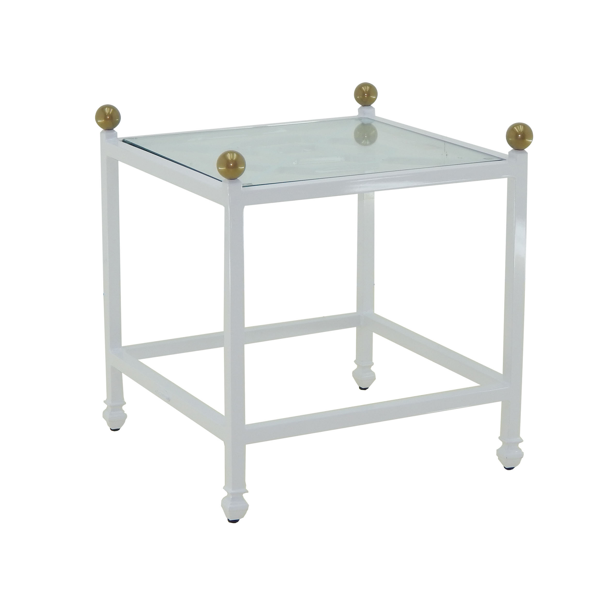 signature square side table castelle barclaybutera sidetable fretwork accent blue grey geometric rug dale tiffany glass wall art small butler cylinder end driftwood diy chest