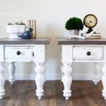 silver accent table probably fantastic amazing white end farmhouse tables with weathered wood tops ray sunlight side drawer top what goes together better than and not much 150x150