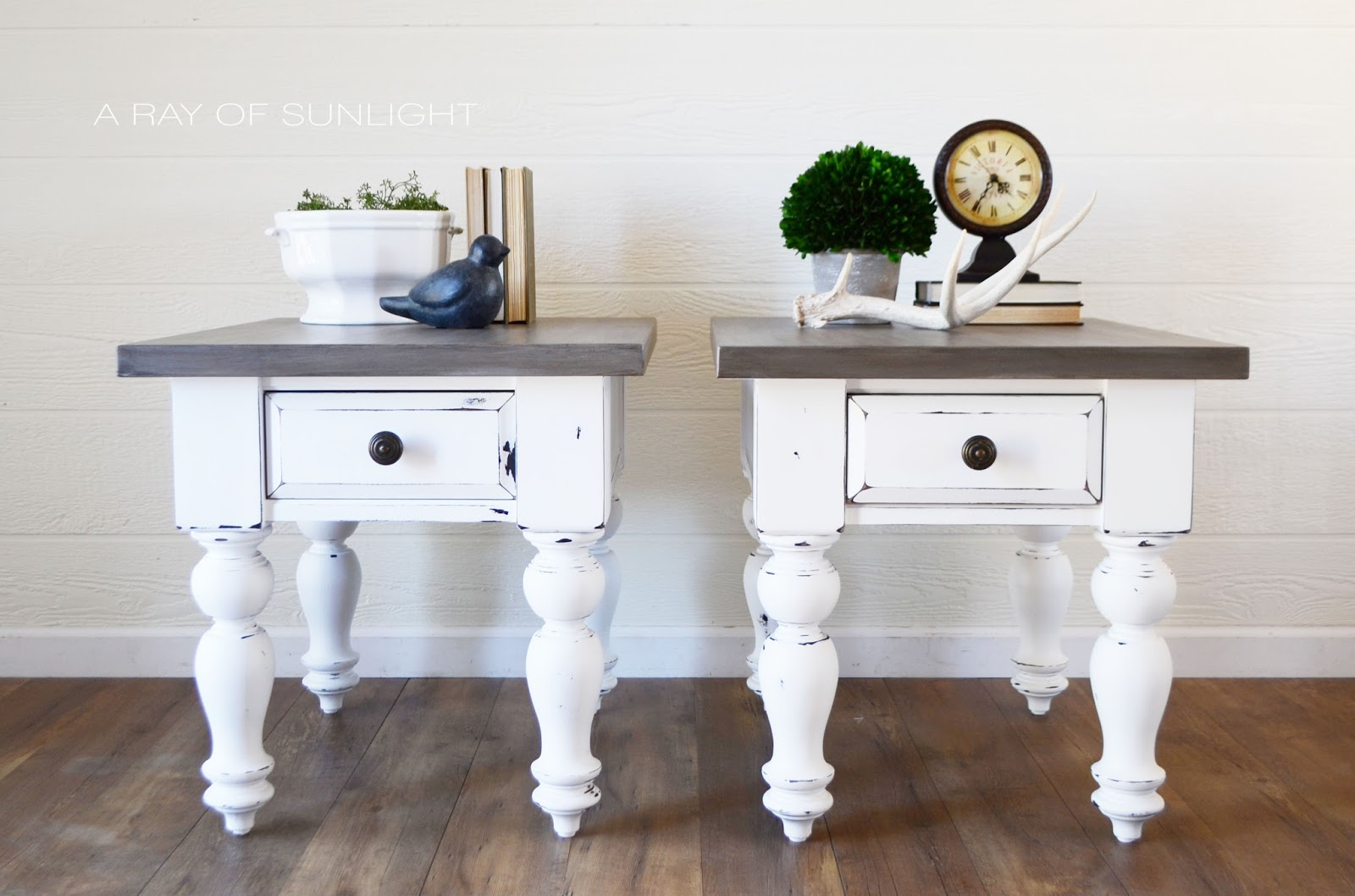 silver accent table probably fantastic amazing white end farmhouse tables with weathered wood tops ray sunlight side drawer top what goes together better than and not much