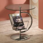 silver metal accent table steal sofa furniture los angeles glass small oak stacking tables square patio coffee marble wood cherry wedge end tall round laminate threshold bar 150x150