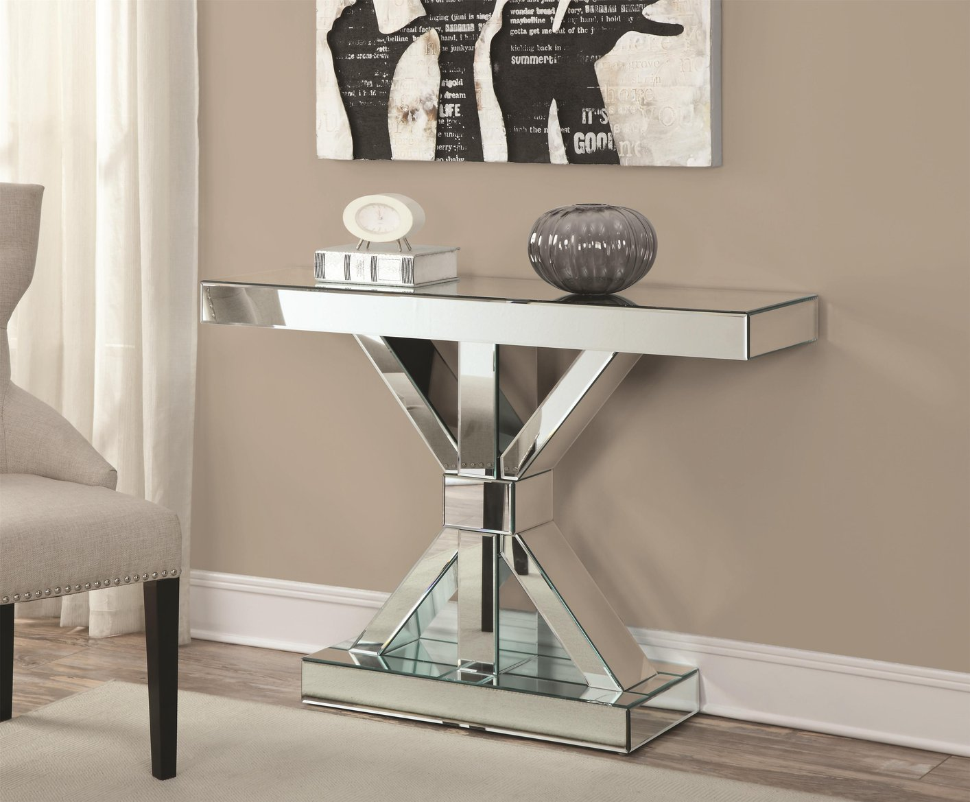 silver wood console table steal sofa furniture los angeles glass gold accent circular patio cover sliding barn door for dining room seaside themed lighting mango end pier imports