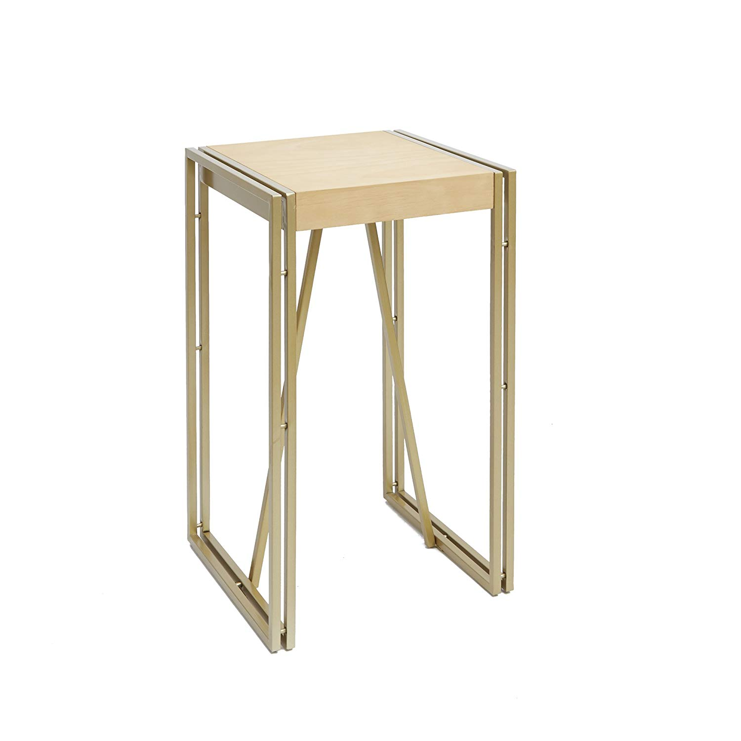 silverwood sgd lwd hudson wood and metal accent tainl round cardboard table kitchen dining berg furniture bunnings outdoor cover room gold bedside pier one bedroom sets decor