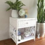 simple hampton storage bedside table country bedroom chunky solid white rattan with drawer humble home alton accent night design ideas nautical end tables cube bbq prep cart shoe 150x150