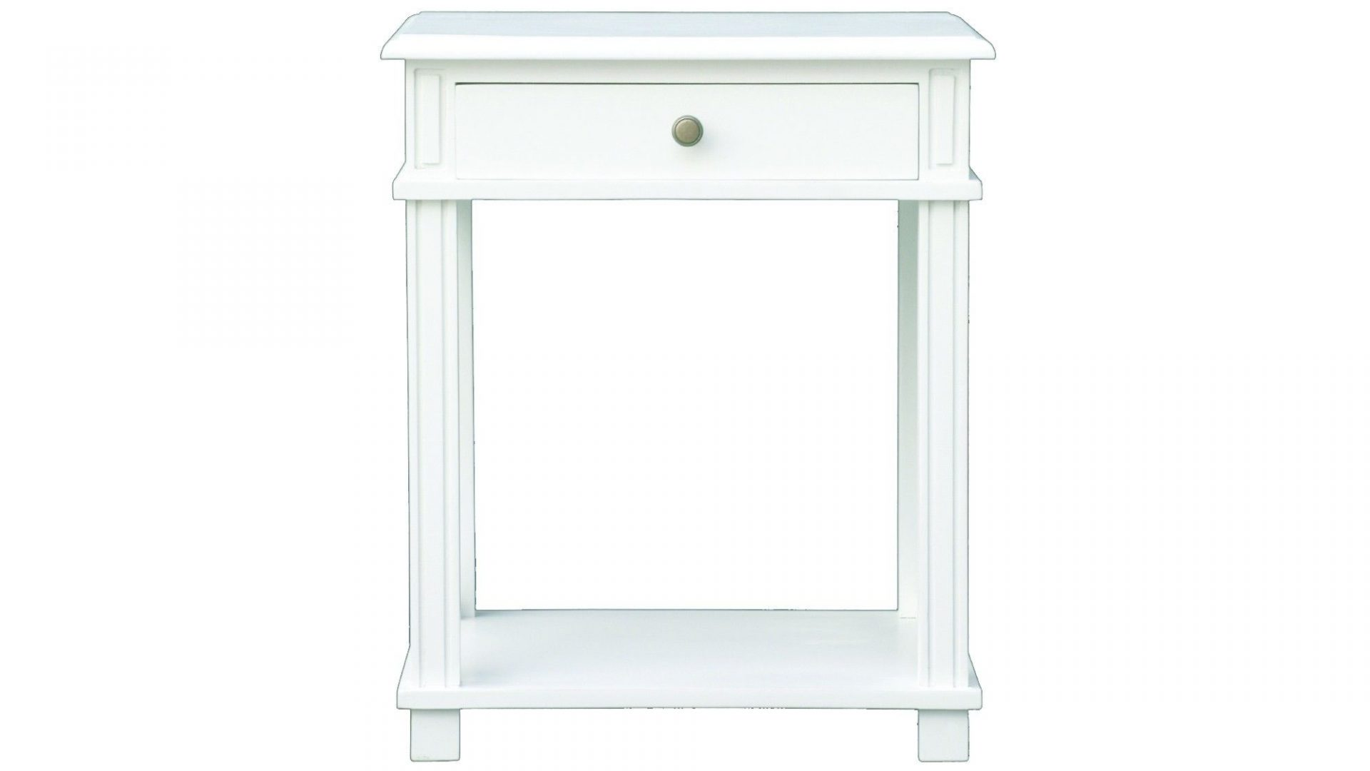 simple hampton storage bedside table house mirrored drawer side manto white home hamptons bedroom design alton accent night ideas size corner furniture marble and brass coffee