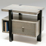 simple modern side tables for your living room sitting and fantastic design the bedroom with grey wooden table ideas black shiny legs some book shelf drawer deck end basket coffee 150x150