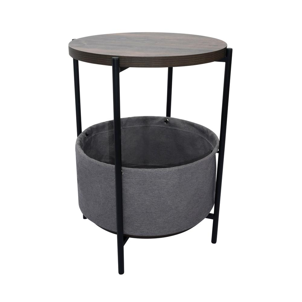 simpli home accent tables living room furniture the nutmeg black nathan james end essentials storage table oraa and metal frame side with basket pier papasan chair small half moon