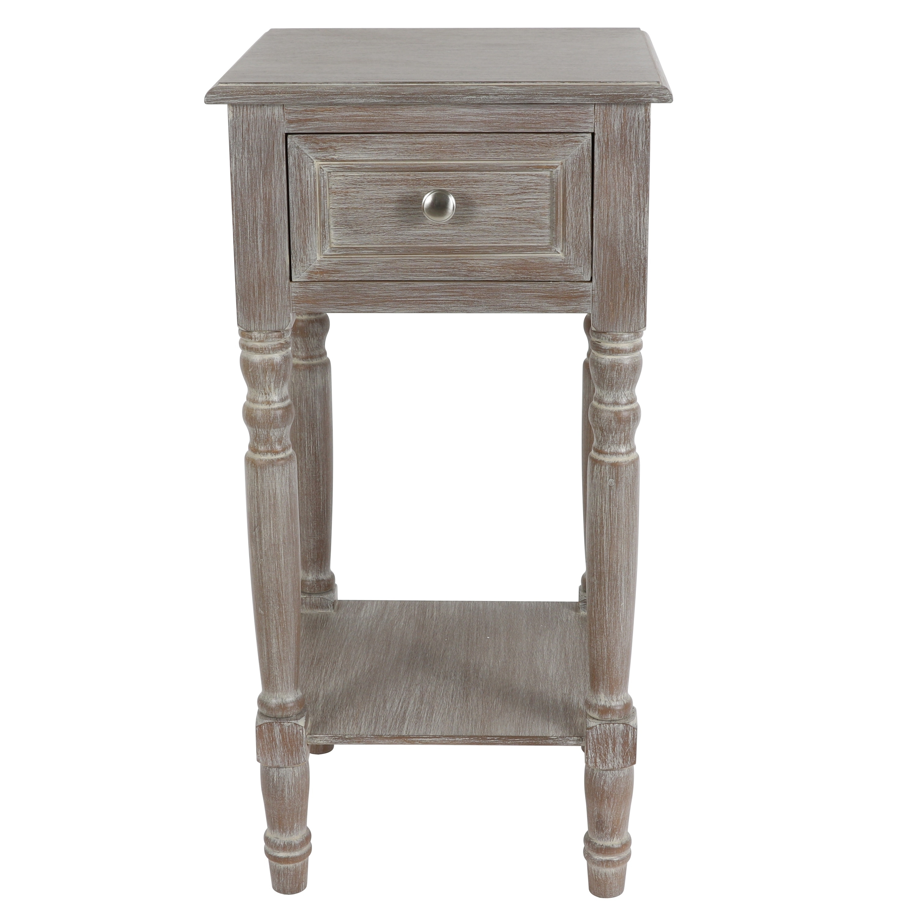 simplify one drawer accent table free shipping today round metal garden iron end entryway bench modern tables coffee sets with storage real wood elastic covers floor threshold