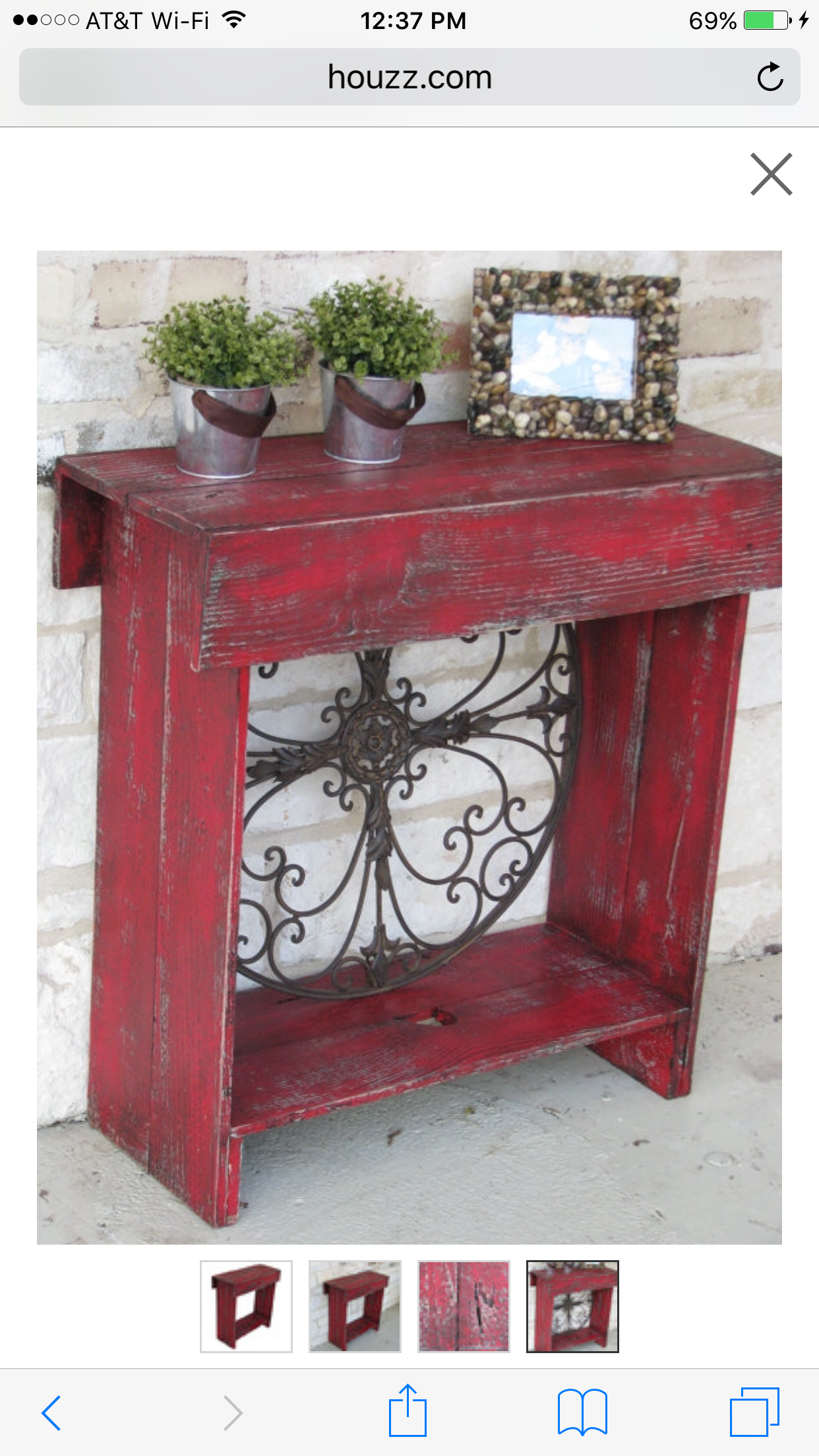 skinny console table farmhouse red diy projects metal accent colorful wood pottery barn leather sofa narrow behind couch glass top side led battery lights rattan mid century
