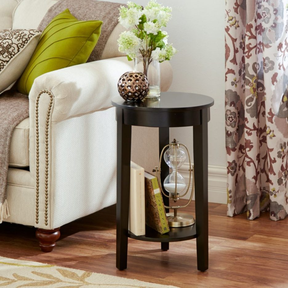 slate end tables thin side living room espresso table chrome and glass couch small accent lucite console black set mercer furniture legs white resin teen canadian tire patio