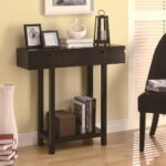 small accent table black catalunyateam home ideas look for metal side dining lamp console with drawers transition piece between tile and carpet ashley furniture company nautical 150x150