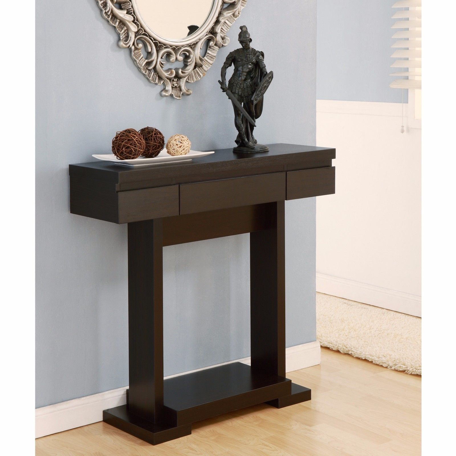 small accent tables kitchen spaces entryway drawers narrow table with drawer target dining room chairs farmhouse oak furniture round marble metal and glass nesting bedroom