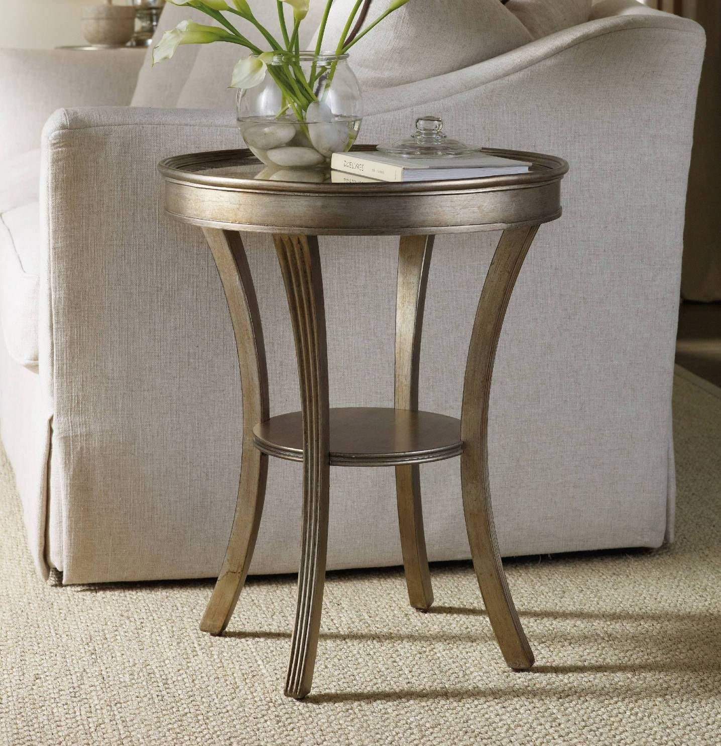 small accent tables stylish touch with benefits for your home unique table lamp base lampshade fittings patio umbrella pottery barn corner desk hammered copper side super skinny