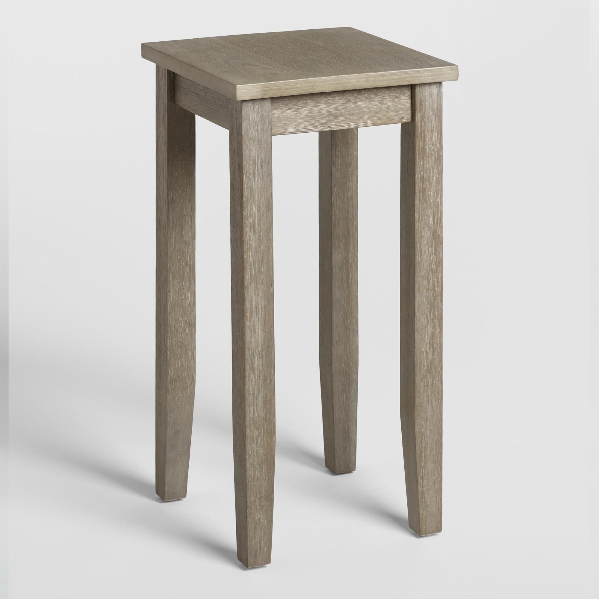 small chloe accent table world market iipsrv fcgi plant stand gray mahogany white cube coffee college dorm black bedroom end tables nic bench metal legs coastal ideas outdoor