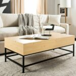 small coffee table with storage accent tables square baskets cool wood round full size weber charcoal grill side cedarwood furniture target and chairs inch sofa console wooden 150x150
