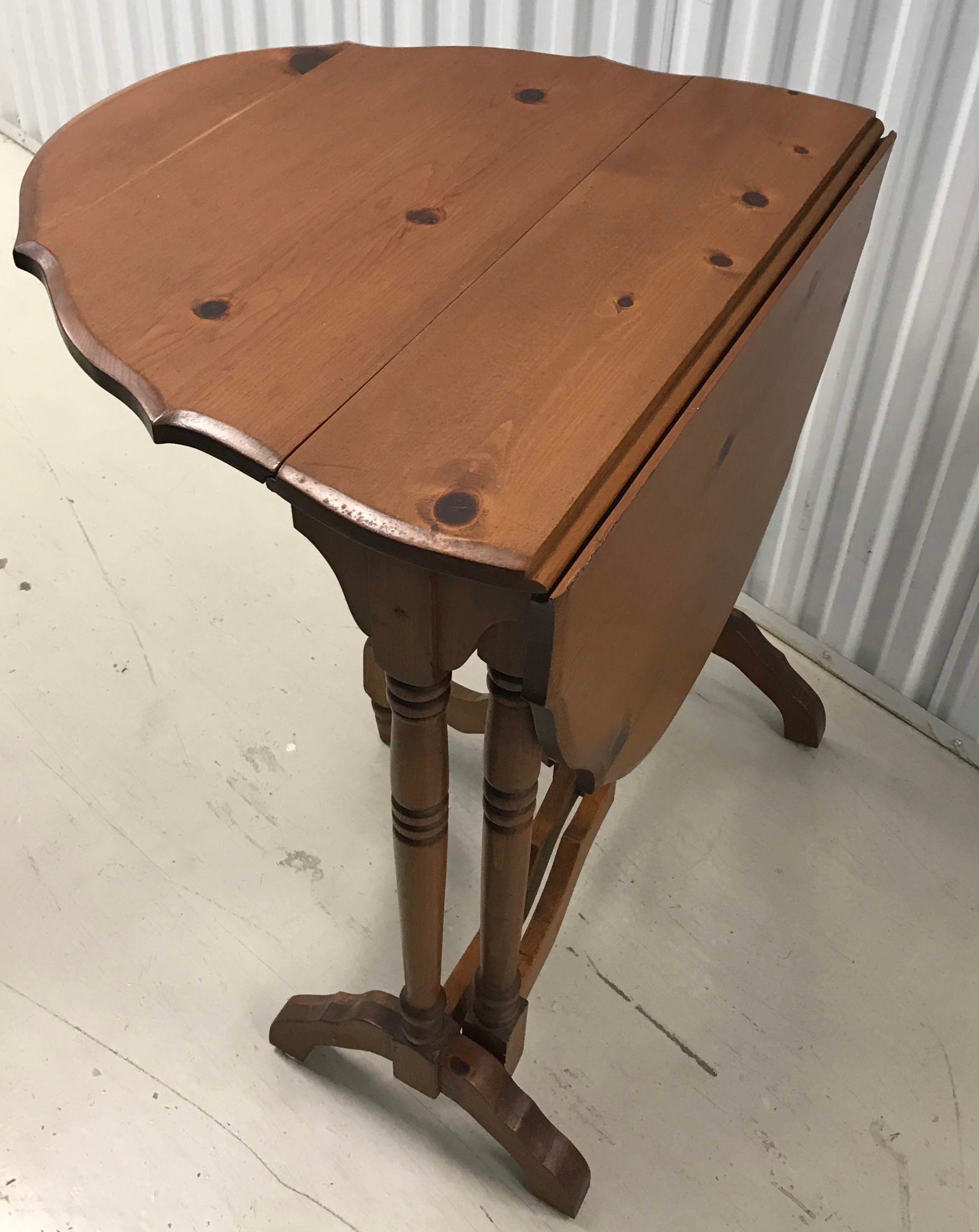 small drop leaf accent table listed treasures img outdoor furniture perth art deco ikea living room cabinets central teal end modern marble coffee target cabinet dining with