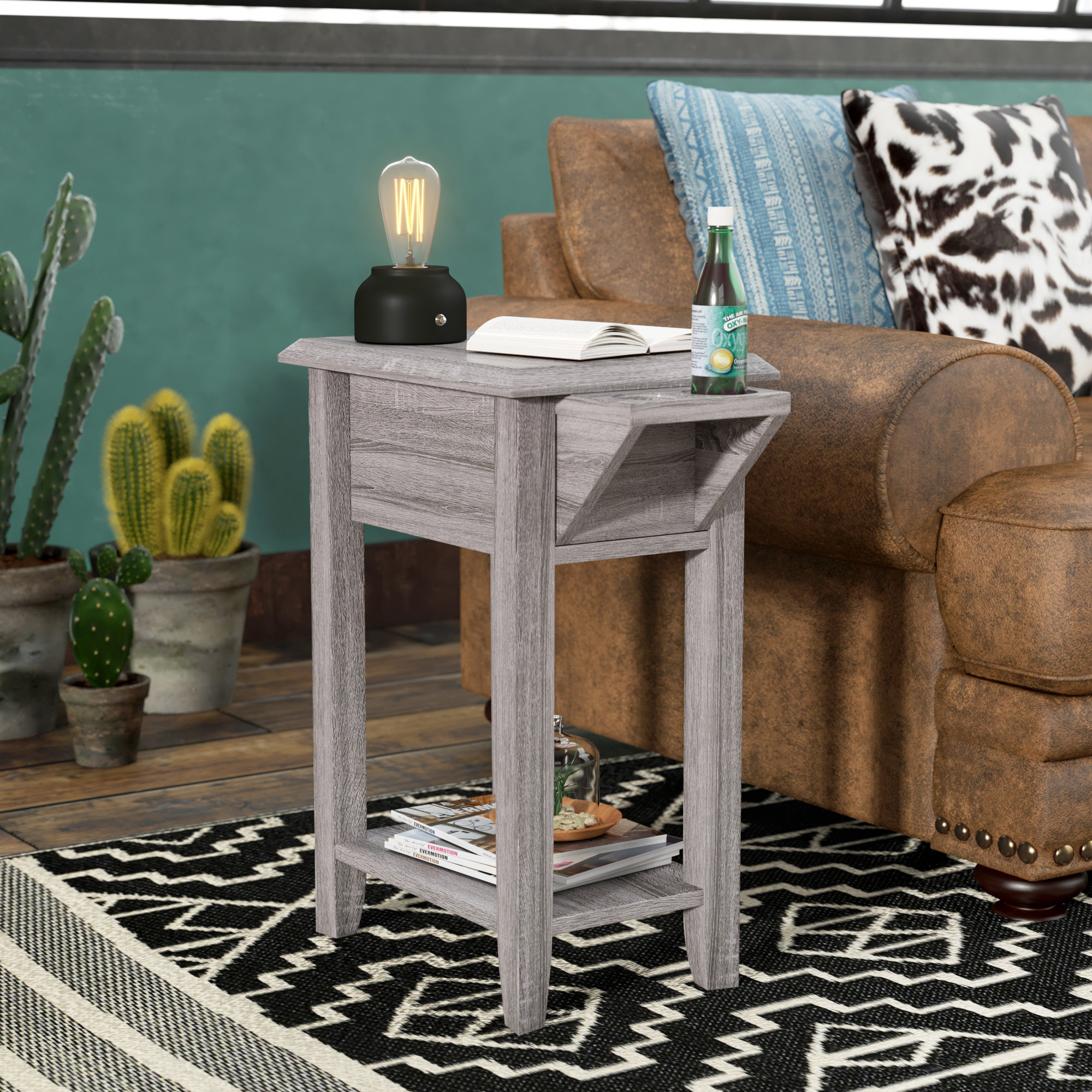 small end tables you love cuevas table patchen accent quickview mahogany bedside very oak side dark blue west elm wood art bedding and curtain sets marilyn monroe bedroom decor