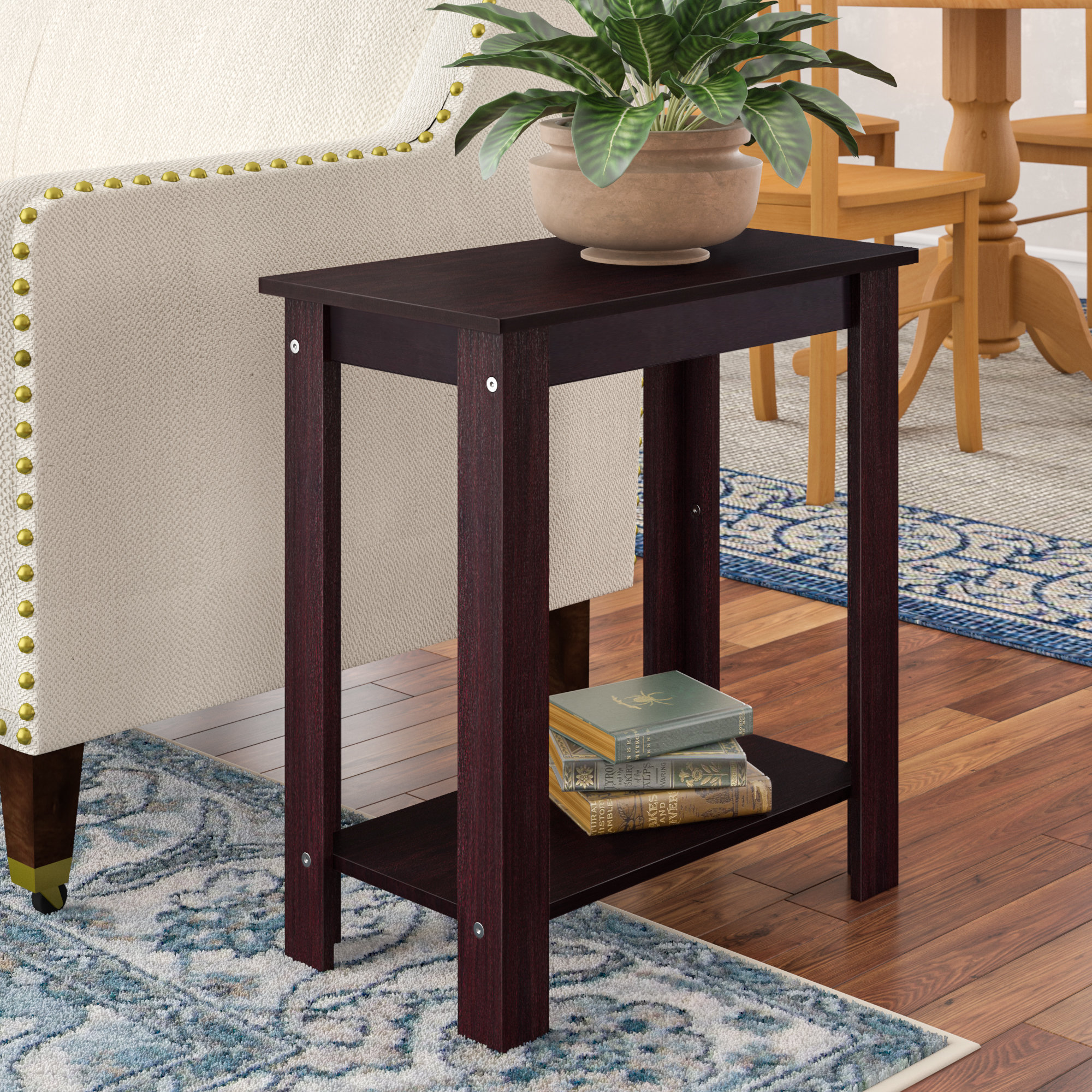 small end tables you love phillippi wooden table patchen accent console with cabinets garden stool side coffee patio umbrella hole ashley furniture mattress dark blue collections