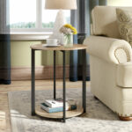 small low side table ryanda end room essentials mixed material accent tiffany shades modern floor lamp with attached patio and chairs foot long console large silver lamps windham 150x150
