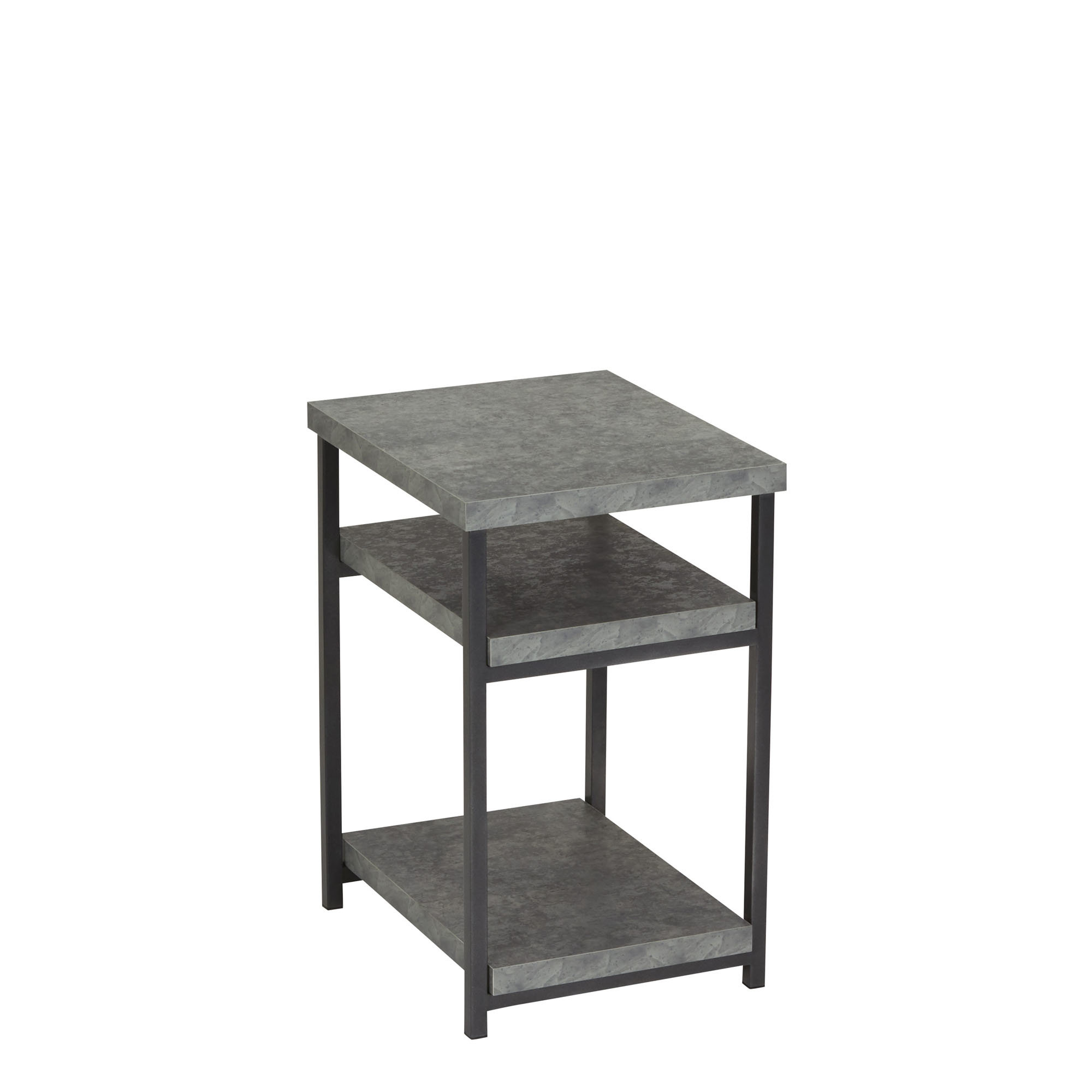 small low side table vlad slate faux concrete end outdoor accent pork pie drum throne round kitchen tablecloths colorful coffee tables target waldo ikea storage bins lounge room