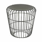 small metal accent table find outdoor get quotations deco navy blue chair bedroom lamps solid wood farmhouse vinyl placemats target black coffee sheesham console bar dining set 150x150