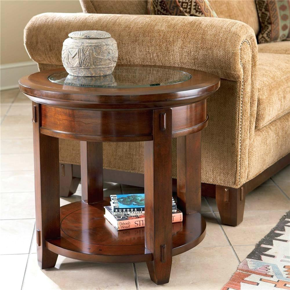 small mirrored accent table the super free broyhill attic side coffee end tables set was furniture round world gray heirlooms oak large size clearance with usb diy dog house