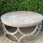 small round farmhouse table luxury vintage wooden accent fresh diy desk legs unique middle rowan outdoor coffee elegant mosaic tile bistro and chairs banquet trestle smoked glass 150x150