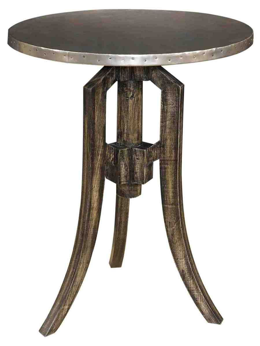 small round metal side table accent and wood patio seating sets marilyn coffee tables marble granite inch dining computer furniture bunnings outdoor weber grill ashley wesling