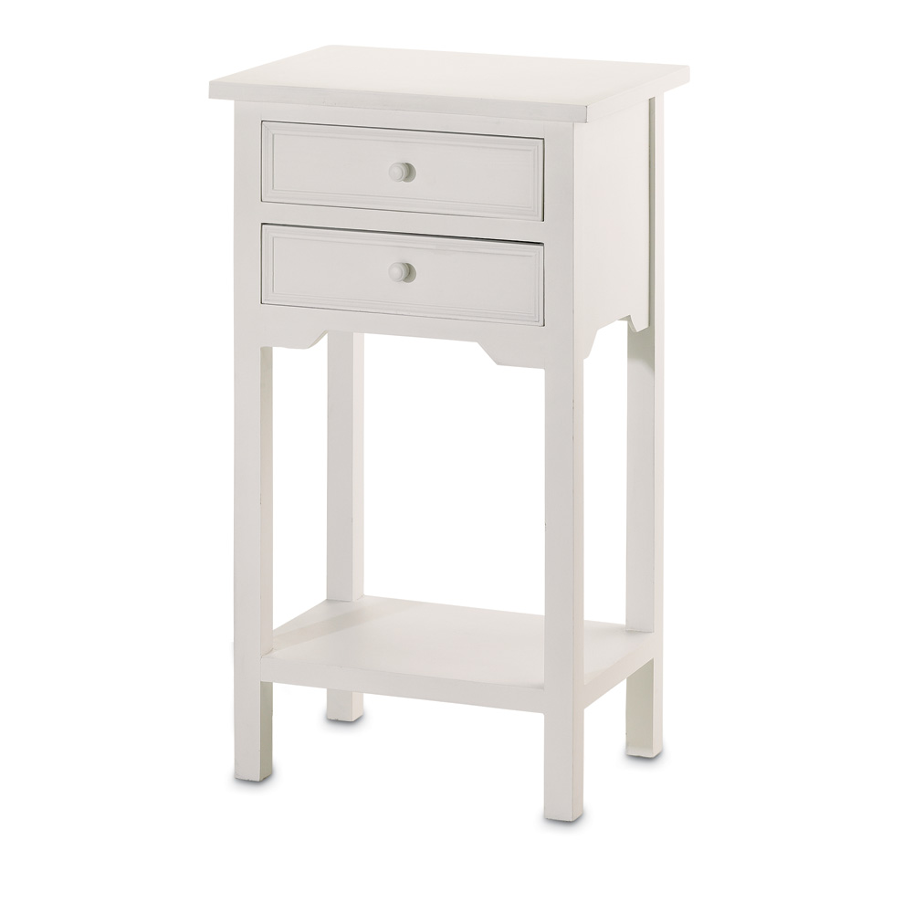 small side table white wood tables for bedroom and living room accent with drawer retro pub bistro sets antique circular peva tablecloth cream dining furniture suites bar height