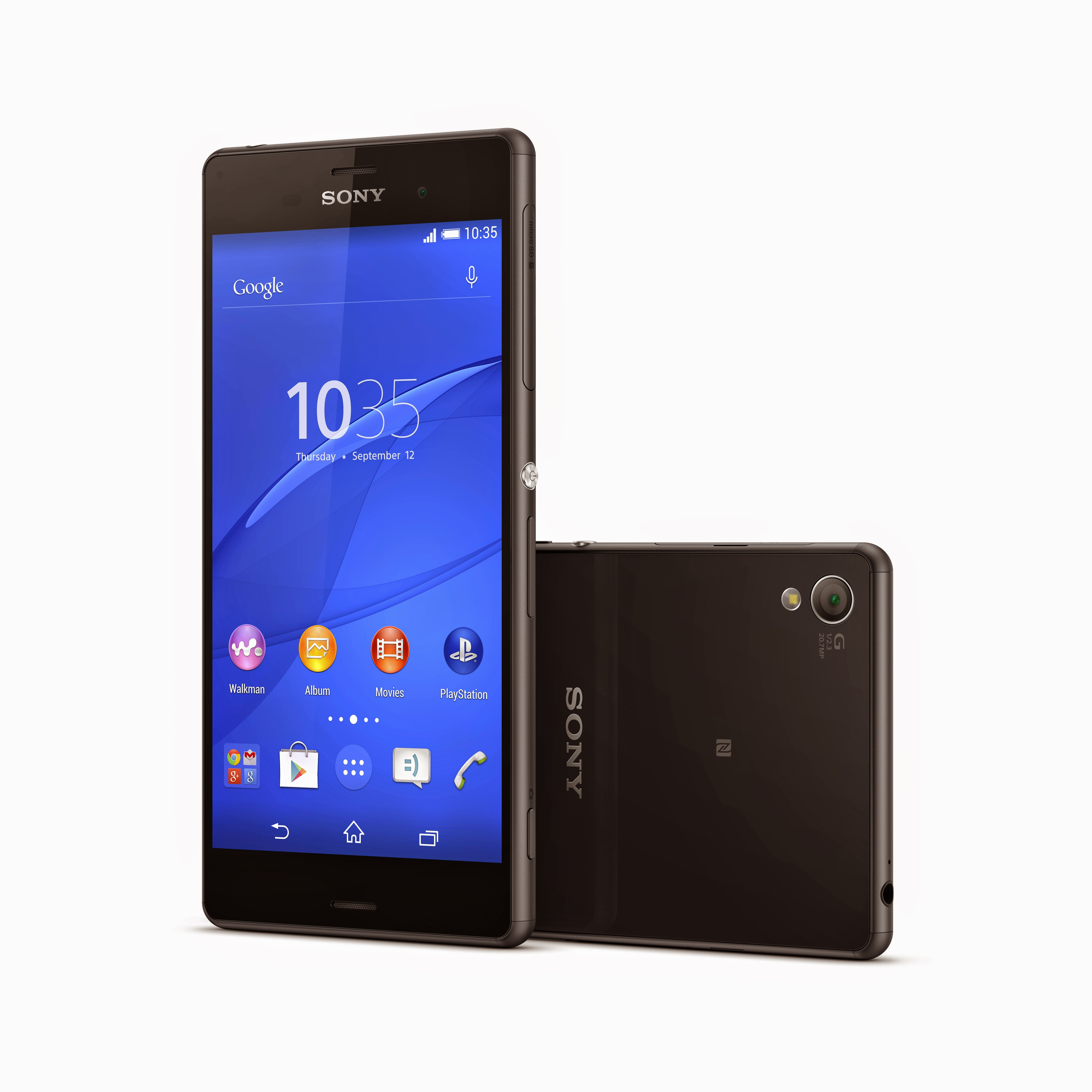 smartphone sony xperia details prix maroc vendo tabtel accent tablette description barnwood table black and mirrored side wide console iphone tripod target chunky legs sofa feet
