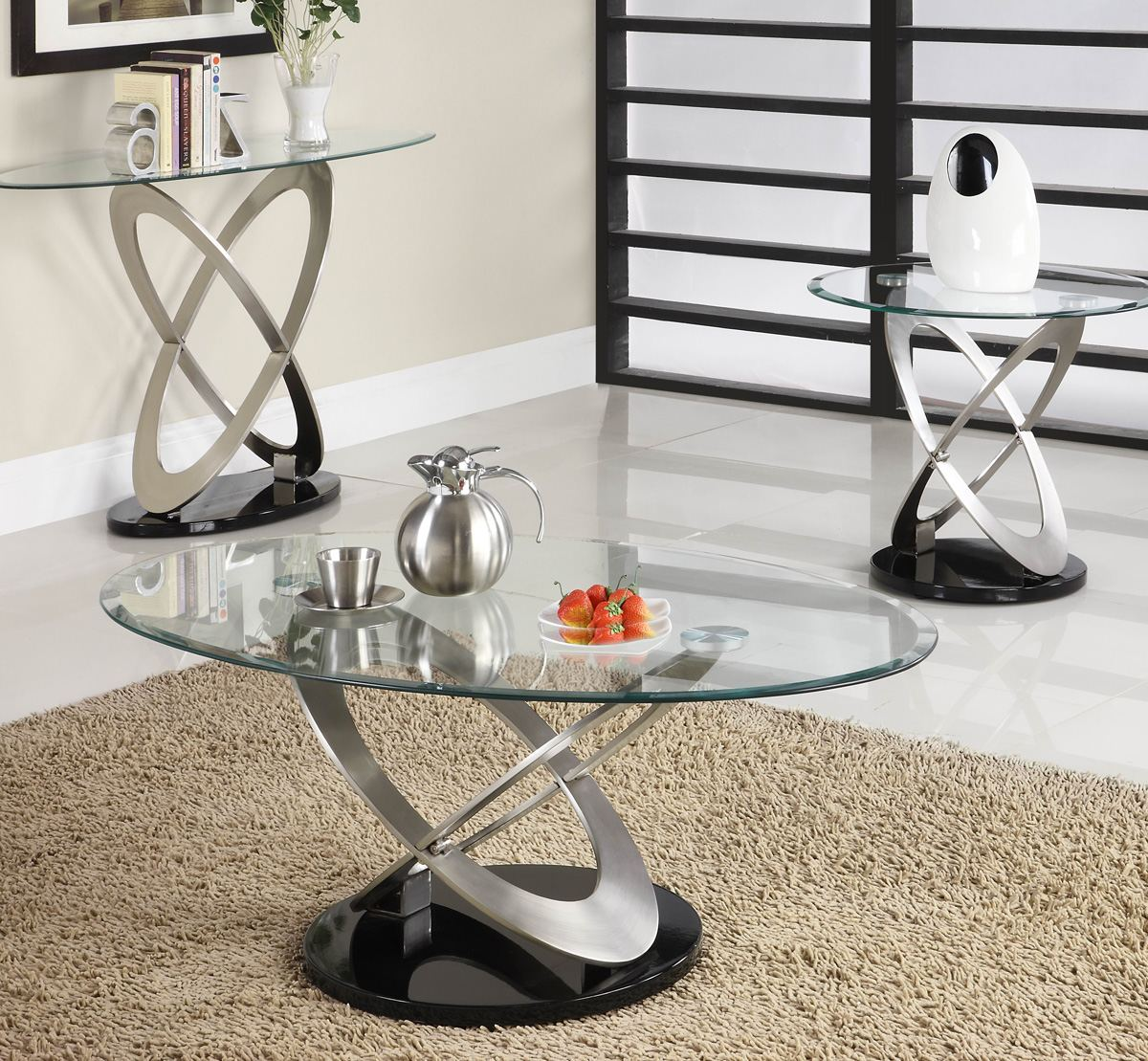 sofa table end set chaise lounge dark black wide stone and glass console large white with wood top accent tables living room full size modern furniture mirrored patio dining sets