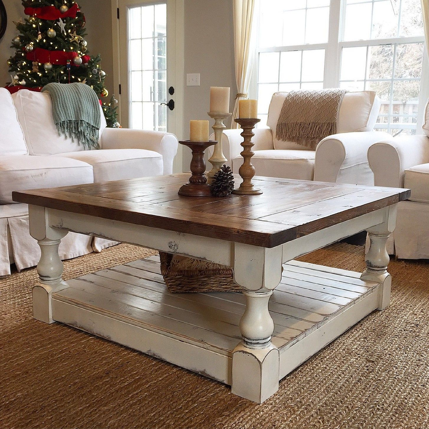 sofa table legs the terrific farmhouse end ideas chunky coffee tures diy pinte more round side with shelf leon brown wicker distressed living room tables matching chest drawers