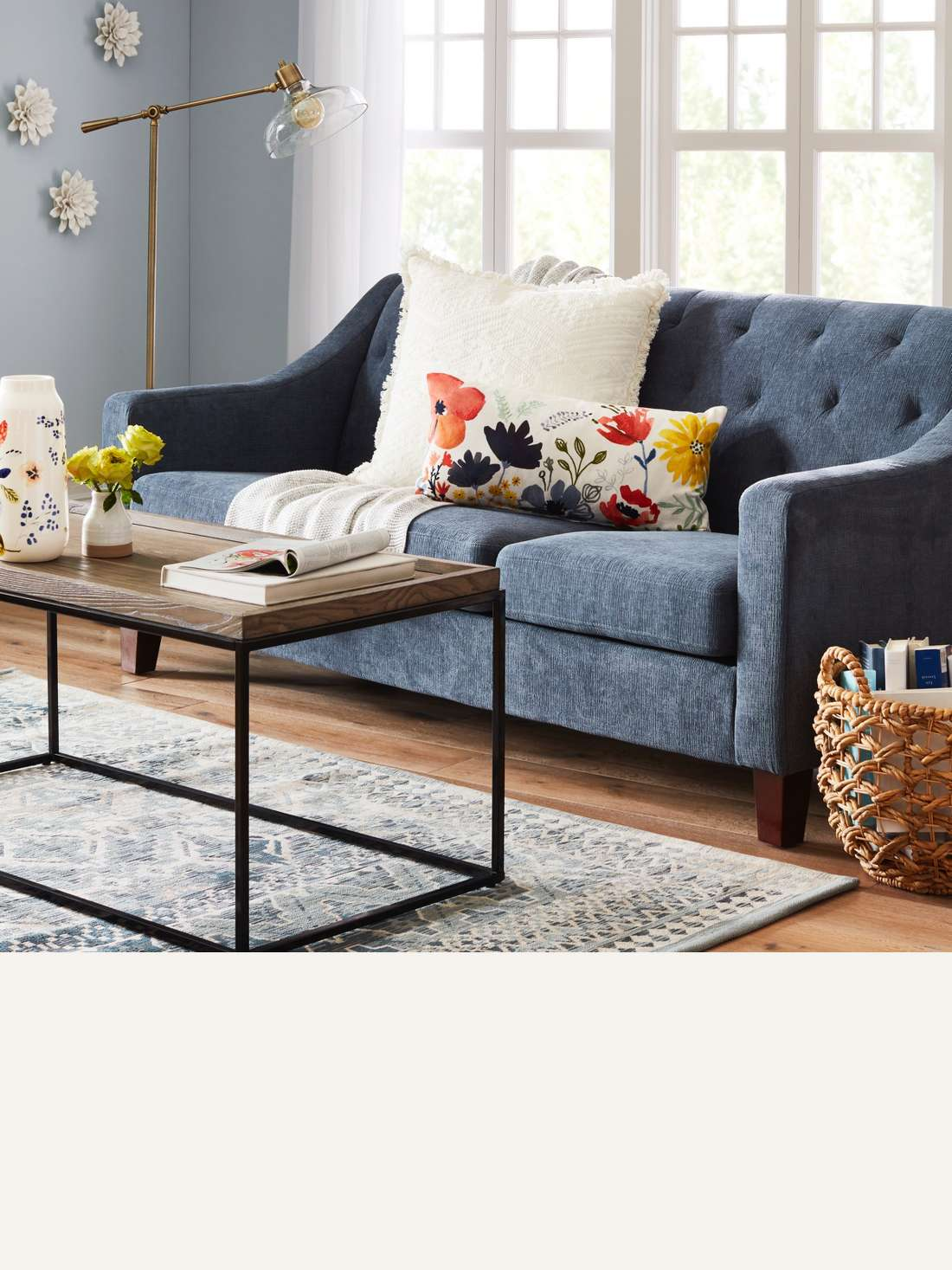 sofas sectionals target room essentials storage accent table sofa are great for small spaces while bigger can anchor larger browse mini patio umbrella pier imports mirrors kitchen