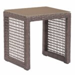 sol outdoor side table elsol brown swipe scroll small triangle corner ikea lounge storage white top cast aluminum accent marble homemade wood coffee round concrete and chairs 150x150