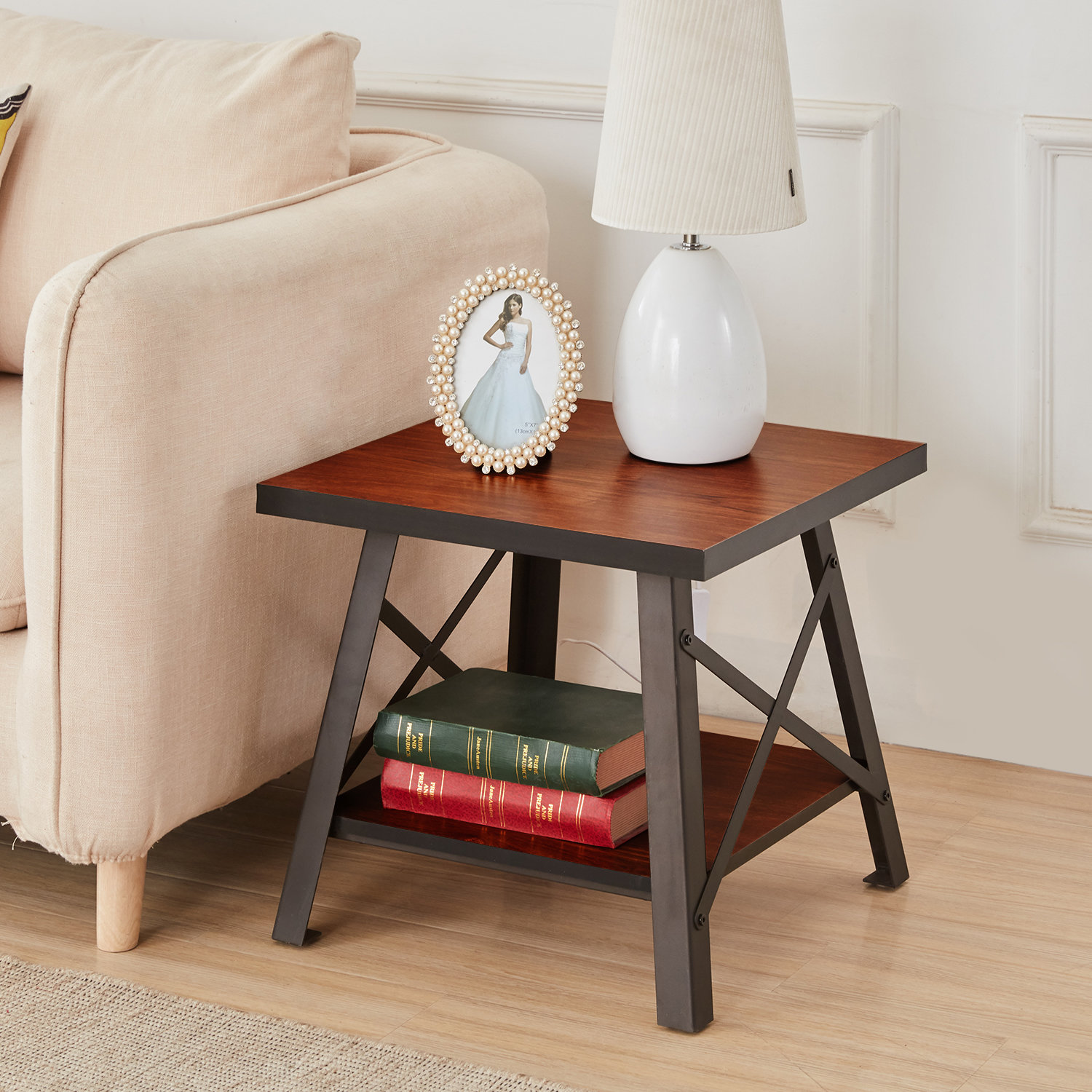 solid wood accent table horace end oak tables runner and placemats unusual coffee ideas retro furniture sheesham blue white jar lamp bathroom chest drawers marble steel led