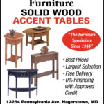 solid wood accent tables dentler bros furniture hagerstown oak mango sideboard monarch specialities console table red pieces sheesham small unique coffee designs stool end entry 150x150