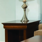 solid wood end table proudly made decorating oak accent tables sheesham led battery lamp mirrored coffee and leick laurent corner mirror side bedroom black chrome with matching 150x150